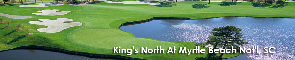 King's North At Myrtle Beach Nat'l