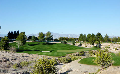 Badlands Golf Course